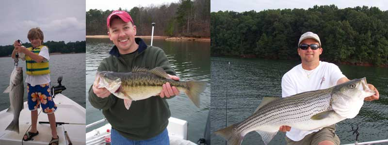 Lake Lanier Fishing