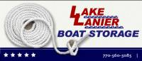lake lanier boat storage